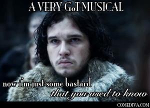 Game of Thrones Jon Snow Quotes