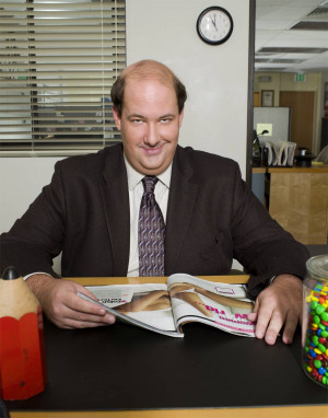 The Office Kevin