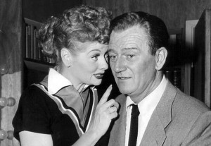 """... way of life can restore your faith in yourself."""" - Lucille Ball"""