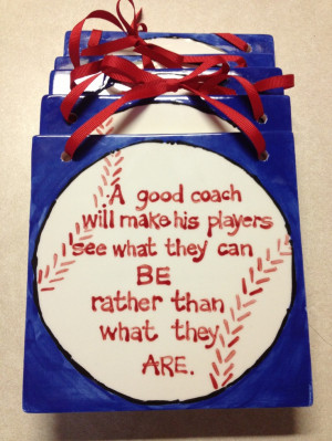 great baseball coaching quotes