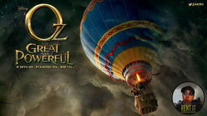 Oz: The Great and Powerful' came to theaters on Mar. 8! Check it out