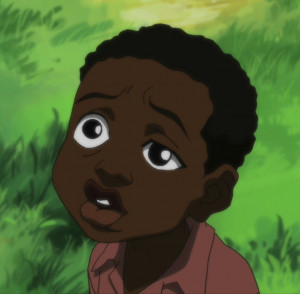 "Young Uncle Ruckus before ""that day"""