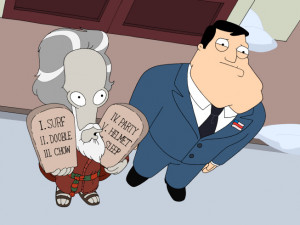 Roger Smith American Dad Quotes