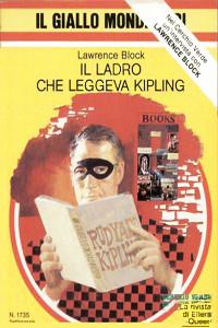 Lawrence Block - Il ladro che leggeva Kipling (The Burglar Who Liked ...