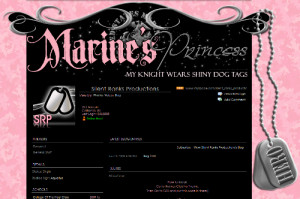 Marine Corps Quotes For Girlfriends Marine's princess