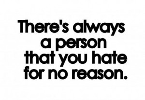Hate Quotes (40)