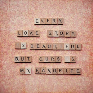 love story. love colors.
