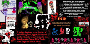 Juggalo Love Poems Juggalette love by