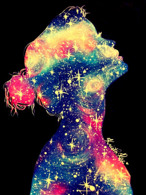 galaxy girl on We Heart It - http://weheartit.com/entry/73519336