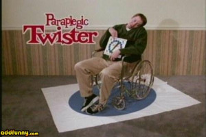 Paraplegic Twister random