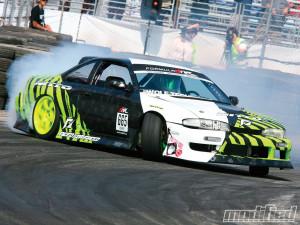 Formula Drift Racing Series Matt Powers