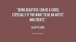 quotes about being beautiful