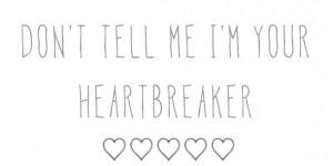 , heartbreaker, justin bieber, love, lyrics, music, tumblr quotes ...