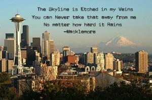 Town Lyrics, 1 Quotes, Ryan Lewis, Songs Lyrics, Tattoo Quotes, City'S ...
