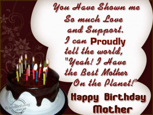 birthday mom on birthday wishes happy birthday happy birthday ...