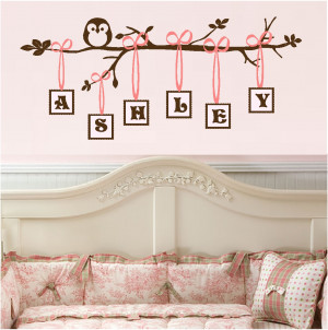 New Baby Girl Quotes And Sayings Nursery wall quotes