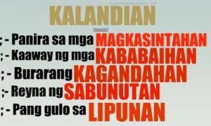 tagalog quotes # tagalog quote # tagalog # landi # kalandian # malandi ...