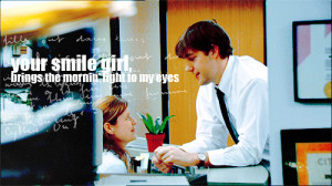 the office quotes jim and pam
