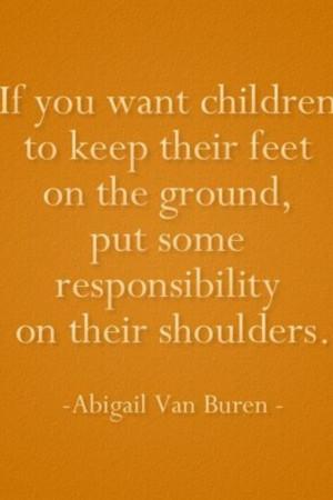 Truth in raising children