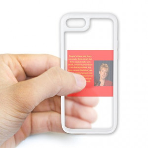 2016 Gifts > 2016 Phone Cases > carly fiorina quote iPhone 5C Case