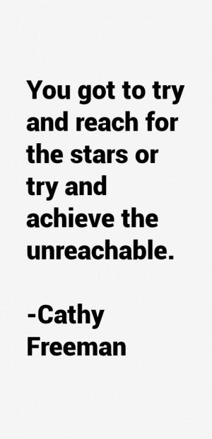 Cathy Freeman Quotes & Sayings