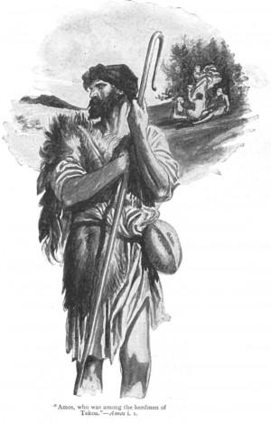 Amos: The prophet and shepherd