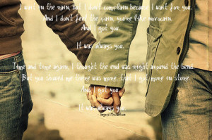 Cute Holding Hands Quotes