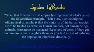 Quantum Quotes: Lyndon LaRouche   PopScreen