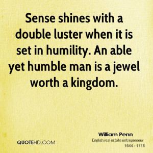 William Penn Quotes