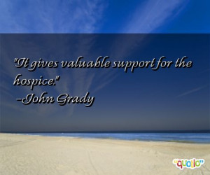 Favorite Volunteer Quotes http://www.famousquotesabout.com/on/Hospice