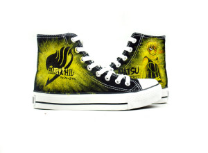 Fairy Tail Fairy Tail, Fire Dragon Slayer Natsu Dragneel shoes