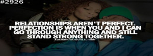 Couple Cute Kiss Love Quote