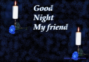 Good night quotes wishes wallpapers for friends