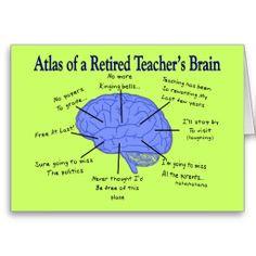 Retirement Invitations for Teachers   hilarious teacher retirement ...