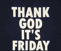 Thank God Its Friday Quotes for Facebook