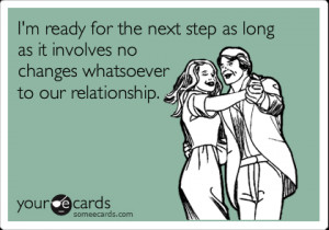 An Entire Relationship, As Told Through Someecards