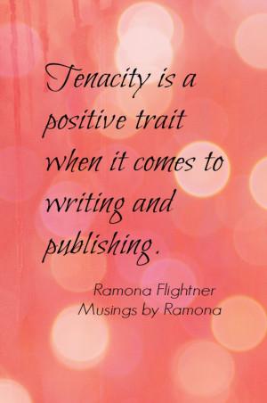 Tenacity Quotes Salmon- tenacity quote