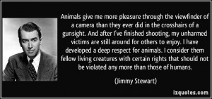More Jimmy Stewart Quotes