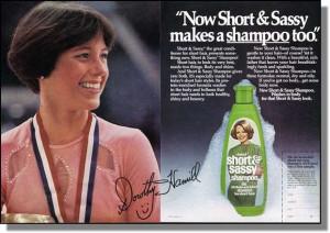 Dorothy Hamill Hairstyle Back View | 1977 Dorothy Hamill Short Sassy ...