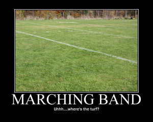 Marching Band Motivational by saxybandgeek