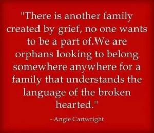 Grief Awareness: From One Broken Soul To Another