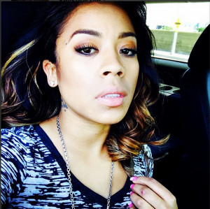 Woman Keyshia Cole Busted Up Over Birdman Files A Restraining Order ...