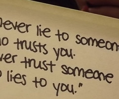 Lying Friends Quotes Friend lying to you quotes
