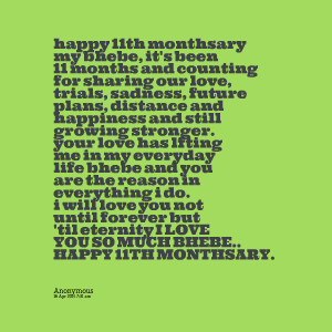 Monthsary Quotes For Boyfriend Tumblr  .