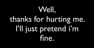 Im Hurt Quotes Tumblr Im hurt quotes tumblr