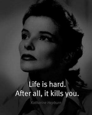 Katharine_Hepburn_on_life
