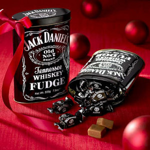 Jack Daniels Whiskey Fudge