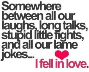 funny love guotes | quotes, falling in, love, funny, sayings ...