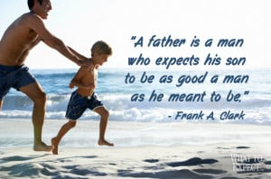 ... life by sharing these lovely quotes about fatherhood with your family