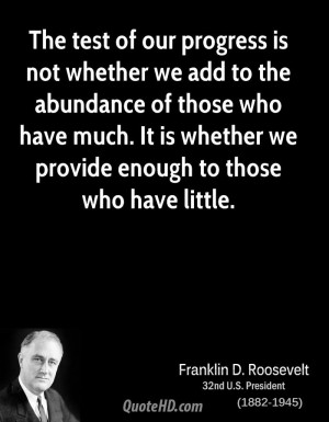 HD Franklin D Roosevelt Quotes Wallpaper